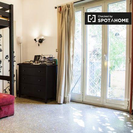 Rent this 3 bed apartment on Scuola I.C. Volsinio (plesso S.M.Goretti) in Via di Santa Maria Goretti, 00199 Rome RM