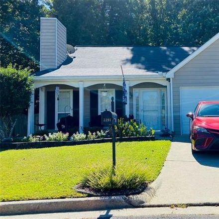 Rent this 3 bed house on Orange Lane in Acworth, GA 30101