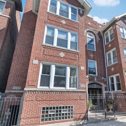 Rent this 3 bed condo on 1410-1412 West Argyle Street in Chicago, IL 60640