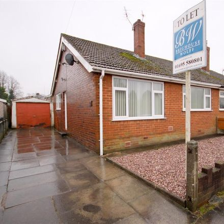 Rent this 2 bed house on Ashcroft Avenue in West Lancashire L39 1QJ, United Kingdom