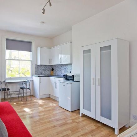 Rent this 0 bed apartment on 43 Alma Square in London NW8 9PX, United Kingdom