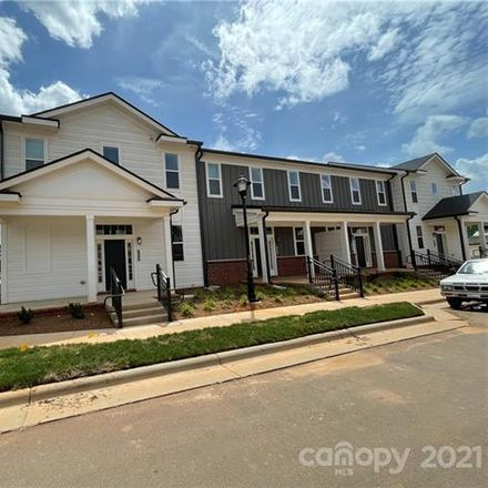 Rent this 2 bed townhouse on Park Rd in Pineville, NC