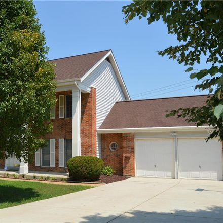 Rent this 4 bed house on 806 Henry Manor Court in Manchester, MO 63011