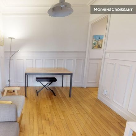 Rent this 1 bed apartment on 108 Villa Ordener in 75018 Paris, France