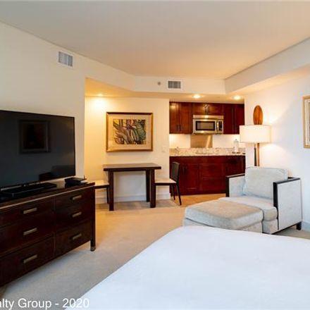 Rent this 0 bed condo on Trump International Hotel and Tower - Waikiki Beach Walk in 223 Saratoga Road, Honolulu