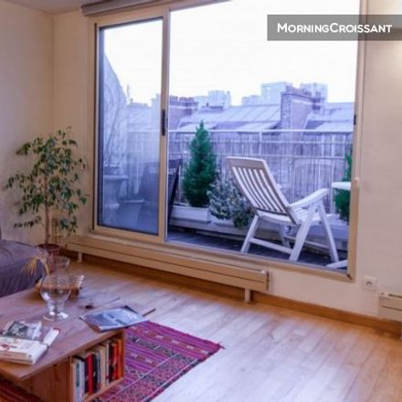 Rent this 1 bed apartment on 43 Rue Violet in 75015 Paris, France
