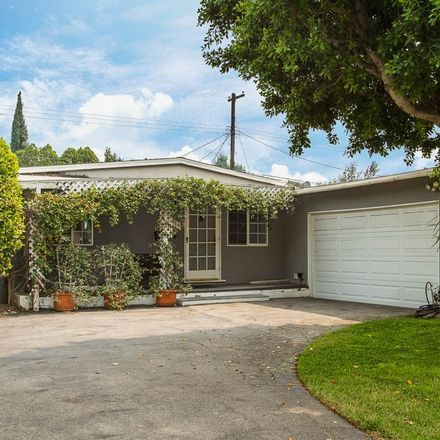 Rent this 2 bed house on 7876 Cherrystone Avenue in Los Angeles, CA 91402