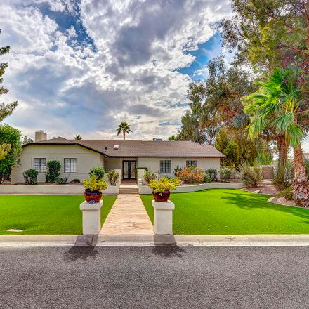 Rent this 4 bed house on East Angela Drive in Scottsdale, AZ 86260