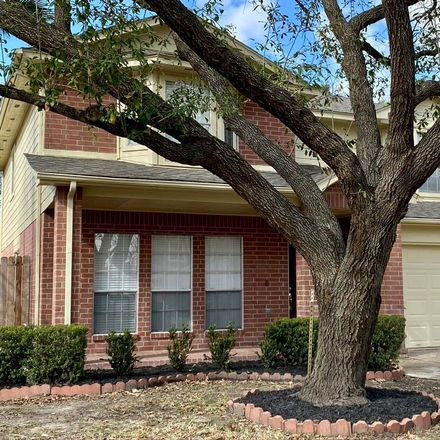 Rent this 4 bed house on 19847 Packwood Dr in Katy, TX