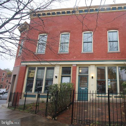 Rent this 2 bed townhouse on 47 Centre Street in Trenton, NJ 08611