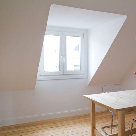 Rent this 1 bed apartment on Rheinweg 92 in 53129 Bonn, Germany