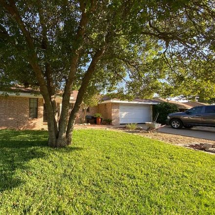 Rent this 3 bed house on 4905 San Antonio Avenue in Midland, TX 79707