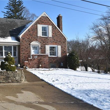 Rent this 4 bed house on 167 Rolling Road in Bethel Park, PA 15102