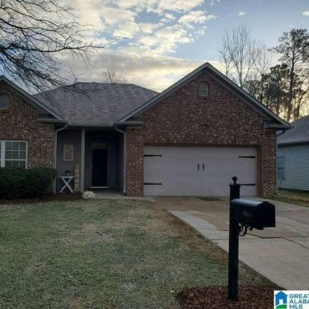 Rent this 3 bed house on 1069 Meriweather Drive in Calera, AL 35040