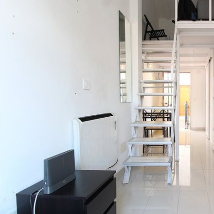 Rent this 1 bed apartment on Calle de Doña Urraca in 28001 Madrid, Spain