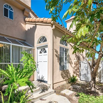 Rent this 3 bed townhouse on 36 Alcoba in Irvine, CA 92614