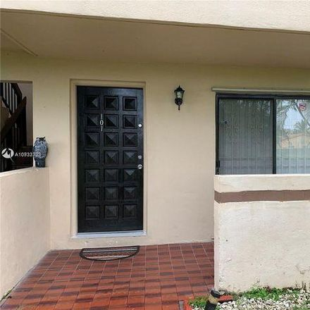 Rent this 2 bed condo on 6278 Southwest 136th Court in Kendale Lakes, FL 33183