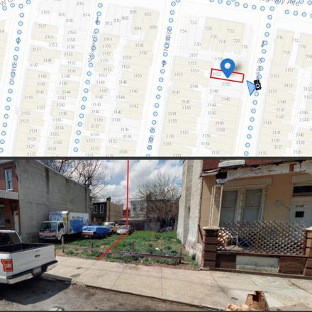 Rent this 0 bed apartment on 3152 North Franklin Street in Philadelphia, PA 19133