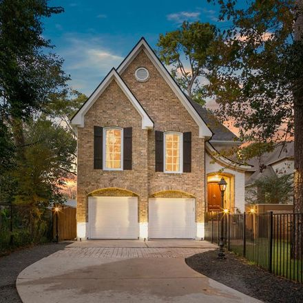 Rent this 3 bed house on 4312 Ascot Lane in Houston, TX 77092
