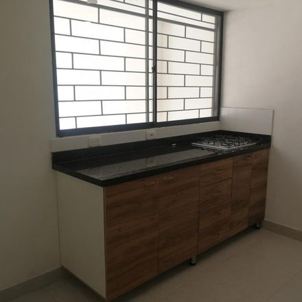 Rent this 1 bed apartment on Centro de Estetica in Carrera 68C, Comuna 11 - Laureles-Estadio