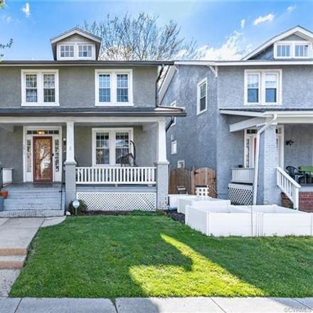 Rent this 3 bed house on 2815 Hanes Avenue in Richmond, VA 23222
