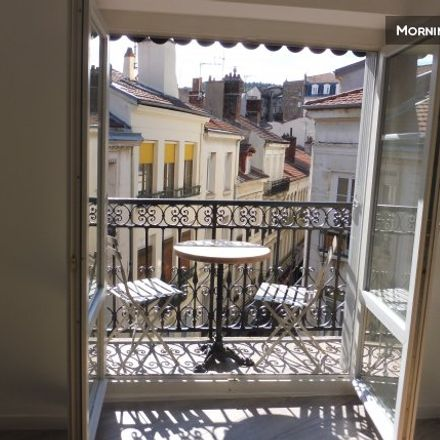 Rent this 1 bed apartment on 7 Rue Camille Colard in 42000 Saint-Étienne, France