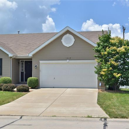 Rent this 3 bed house on 1229 Briarchase Drive in O'Fallon, MO 63367
