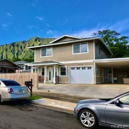 Rent this 5 bed house on Kanaka St in Kaneohe, HI