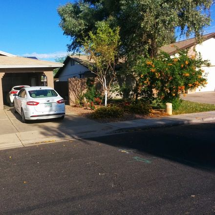 Rent this 1 bed duplex on Mesa in Woodbridge Crossing, AZ