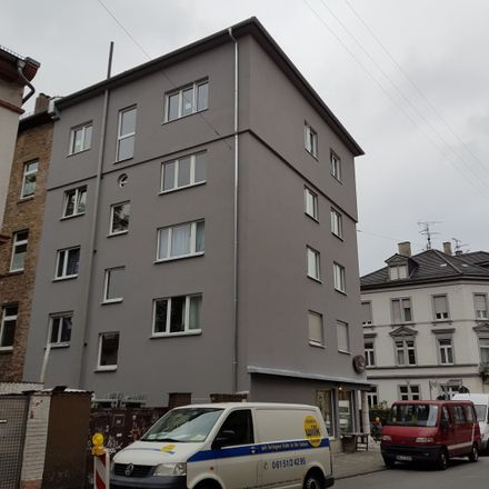 Rent this 2 bed apartment on Pallaswiesenstraße 34 in 64293 Darmstadt, Germany