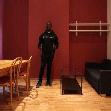 Rent this 0 bed apartment on Rue de la Commune - Gemeentestraat 46 in 1210 Saint-Josse-ten-Noode - Sint-Joost-ten-Node, Belgium