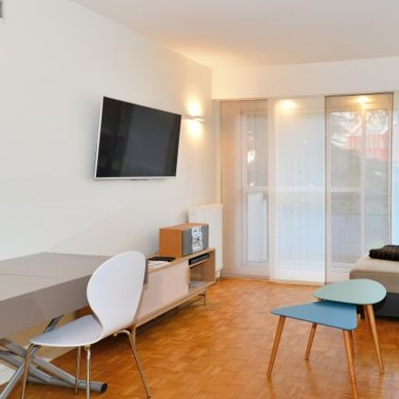 Rent this 1 bed apartment on 27 Avenue Lacassagne in 69001 Lyon, France