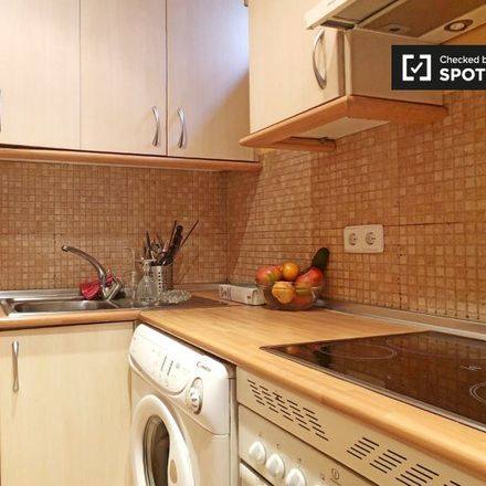 Rent this 1 bed apartment on How to Dress Well in Calle de Augusto Figueroa, 11