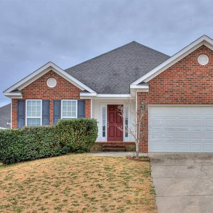 Rent this 3 bed house on 417 Urial Drive in Grovetown, GA 30813