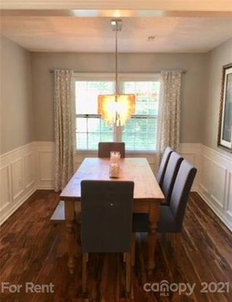 Rent this 4 bed house on 6507 Porterfield Road in Charlotte, NC 28226
