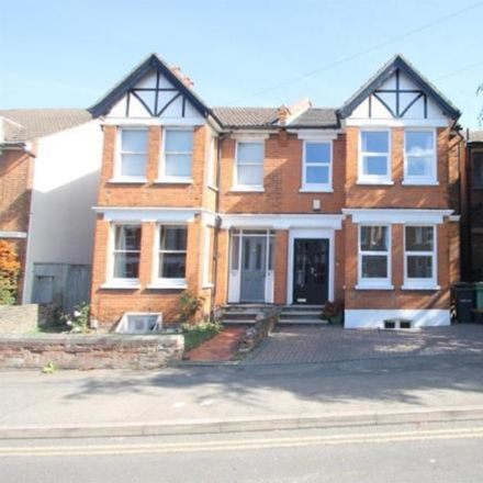 Rent this 1 bed house on Campbell Road in Maidstone ME15 6PY, United Kingdom