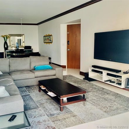 Rent this 2 bed condo on Akoya in 6365 Collins Avenue, Miami Beach