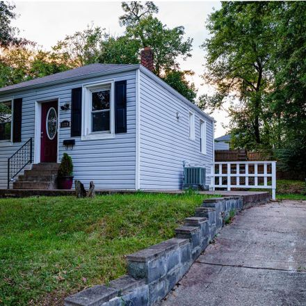 Rent this 4 bed house on 1320 Chapel Oaks Drive in Capitol Heights, Prince George's County