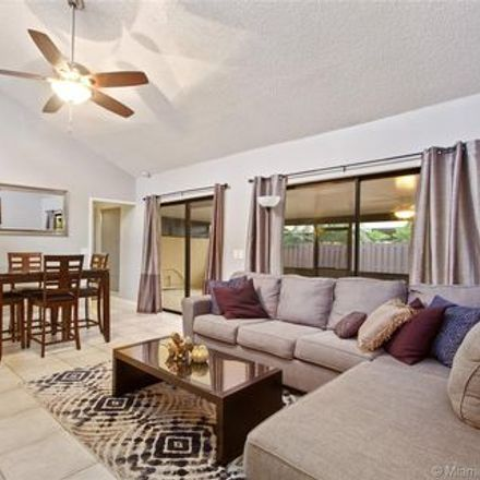 Rent this 2 bed apartment on 1622 Northwest 98th Terrace in Pembroke Pines, FL 33024