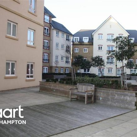 Rent this 2 bed apartment on Broad Street in Northampton NN1 2HH, United Kingdom