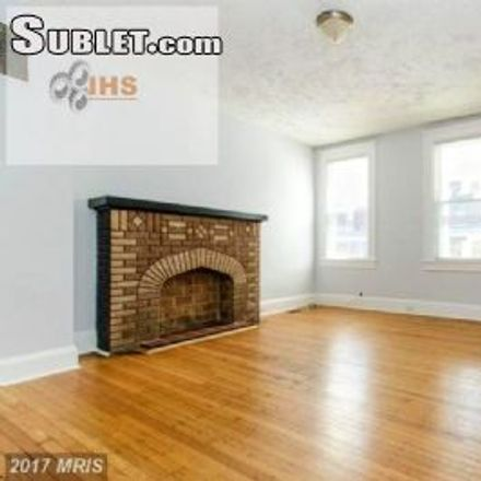 Rent this 4 bed house on 811 Gorsuch Avenue in Baltimore, MD 21218