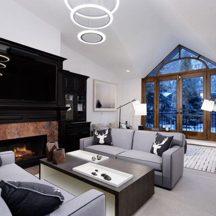 Rent this 3 bed condo on 810 East Cooper Avenue in Aspen, CO 81611
