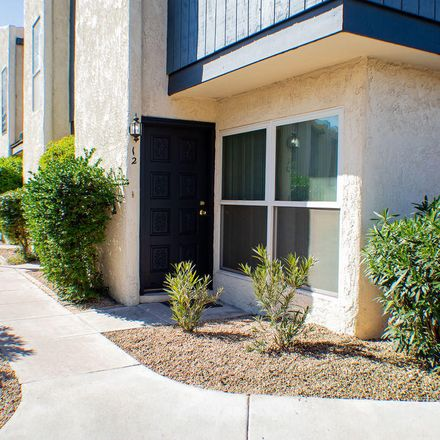 Rent this 2 bed townhouse on 2946 North 14th Street in Phoenix, AZ 85014