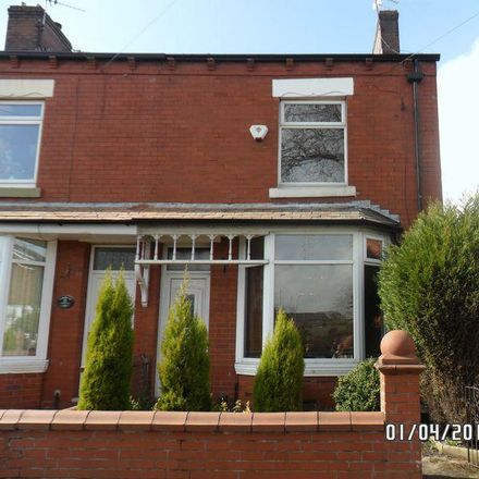 Rent this 2 bed house on Burnley Lane/Fitton Park in Burnley Lane, Chadderton OL1 2QR