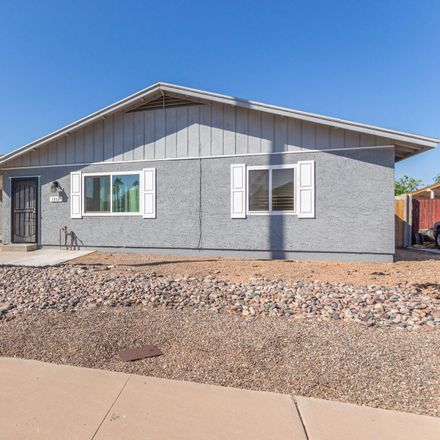 Rent this 3 bed house on 1312 North Mollera in Mesa, AZ 85201