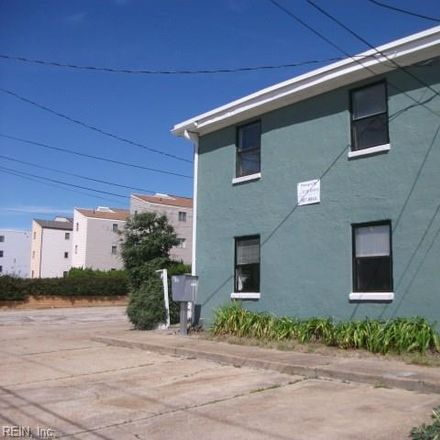 Rent this 1 bed apartment on East Ocean View Avenue in Norfolk, VA 23503