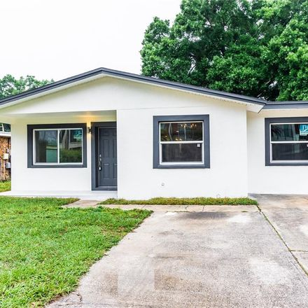 Rent this 3 bed house on 1610 North Lois Avenue in Tampa, FL 33607