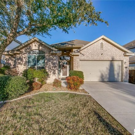Rent this 3 bed house on Espada in New Braunfels, TX 78132