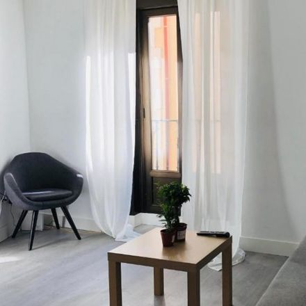 Rent this 1 bed apartment on Calle de Espoz y Mina in 13, 28012 Madrid