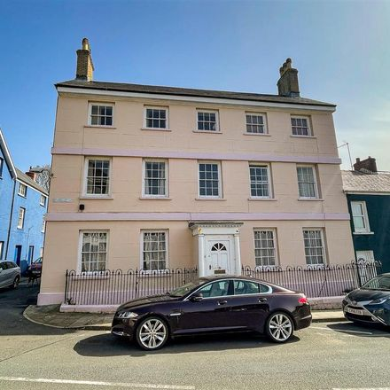 Rent this 1 bed apartment on Haverfordwest Leisure Centre in Upper Market Street, Haverfordwest SA61 1RJ